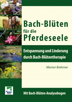 Bach-Blüten für die Pferdeseele
